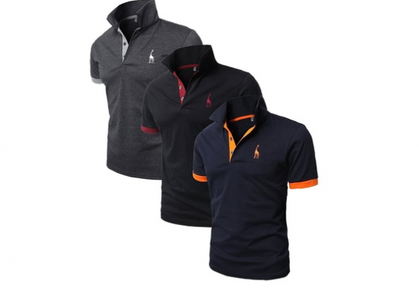 Men's Fashion Personality - camiseta POLO